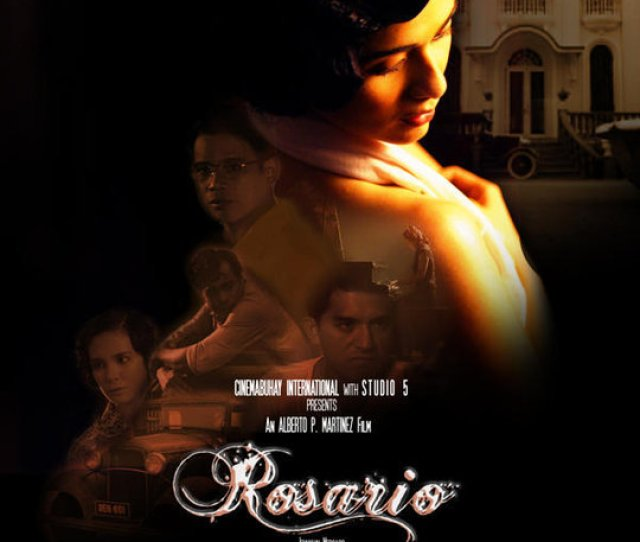Its Too Bold To Say That This Is One Of The Cinematic Milestone In Philippine Movie But Nevertheless Rosario Is Currently Carrying The Torch Of Promise The