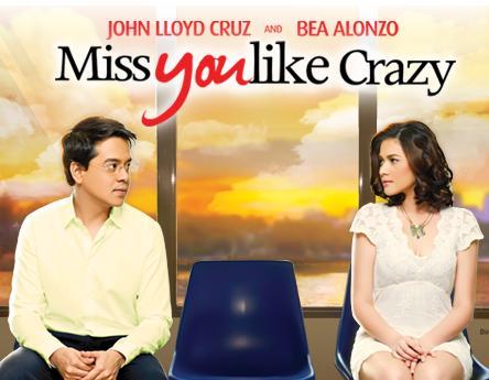 Miss You Like Crazy – P143.25 million (Star Cinema)